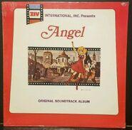 Angel LP Vinyl Front 1980
