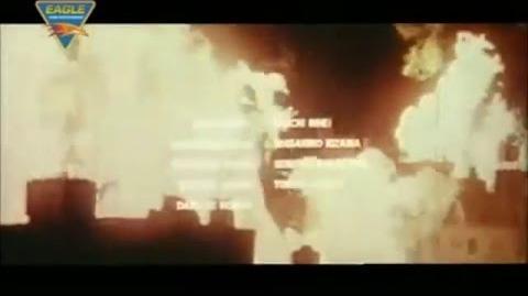 Godzilla 2000- Millennium - International Version Visuals (No Title Card)