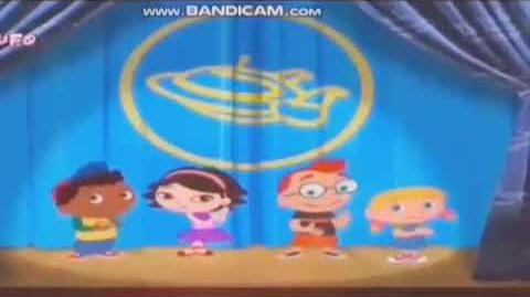 Little Einsteins - Curtian Call - Season 1 (Albanian)