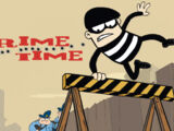 Crime Time (partially lost animated short series; 2007)