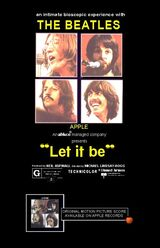 "The Beatles film ""Let it Be"" (missing footage, 1970)"