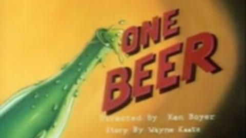"Tiny Toon Adventures ""One Beer"" (Banned Episode)"