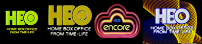 Rare HBO Logo from 1975