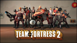 Team Fortress 2 (2006 Class Photo)