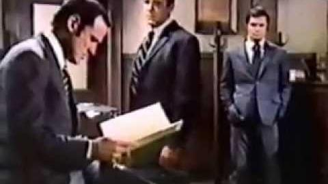 Dan August (Rare 1970 ABC Drama)