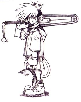 Lion-Sora-Chainsaw