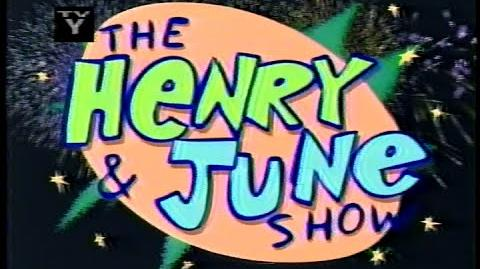 """The Henry & June Show (1999 """"KaBlam!"""" Spin-Off Special/Pilot)"""