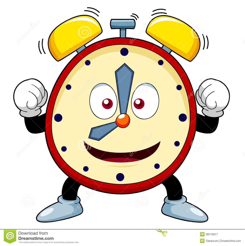 Image - Royalty-free-stock-photography-cartoon-alarm-clock ...