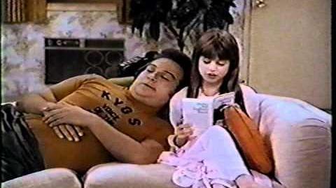 WHO'S WATCHING THE KIDS? opening credits NBC sitcom