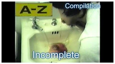 A-Z Letter Bumper Compilation (Incomplete)
