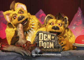 DEN OF DOOM