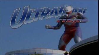 Ultraman Tiga (1996-1997) - North American Intro