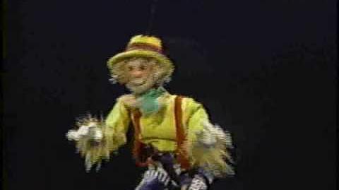 """Peppermint Park"" - Scarecrow"