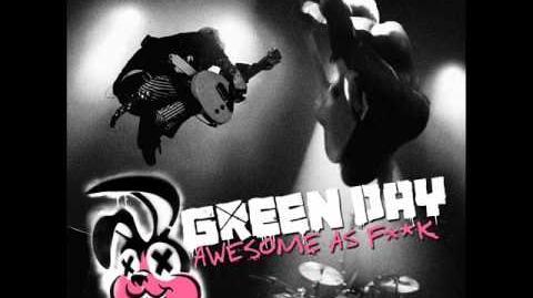 Green Day - Cigarettes and Valentines (Lyrics)