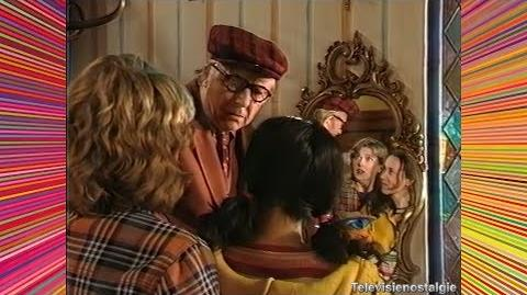 Sesamstraat aflevering ''De pet van meneer Aart'' (1998)