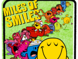 The Mr. Men Show (Early Designs and Lost Characters)
