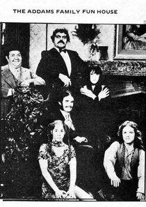 Addams Family Fun House