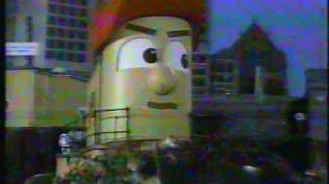 Theodore Tugboat - Theodore's Bad Dream (CBC BROADCAST)