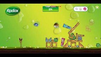 Let's play Venatus Angry Birds (aka Angry Birds Radox)