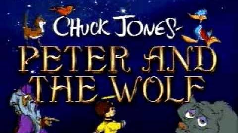 Chuck Jones' Peter and the Wolf (PC Game from 1995)