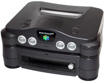 64DD with Nintendo64