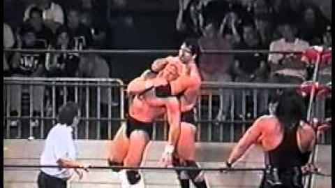 Lex Luger & The Giant vs