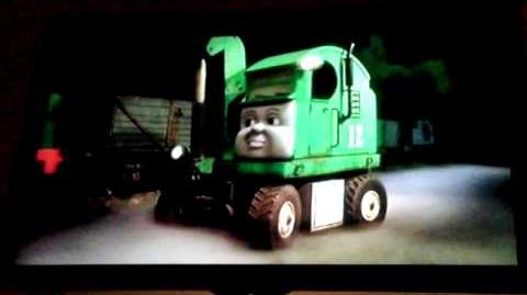 Percy's Scary Tale - UK (WIDESCREEN)