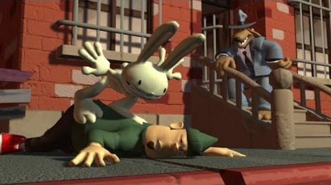 Sam & Max Freelance Police HD · Unreleased Adventure Game