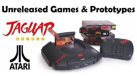 Atari Jaguar - Unreleased Games & Prototypes - Part 2