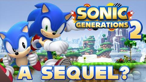 Sonic Rumors - Sonic Generations 2 found on Roger Craig Smith's IMDb Site