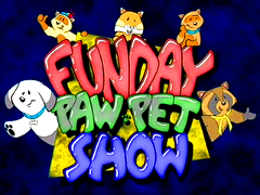 Funday PawPet Show logo