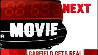 Garfield Gets Real CN Clapperboard Nood
