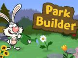 Nature Cat Park Builder Game