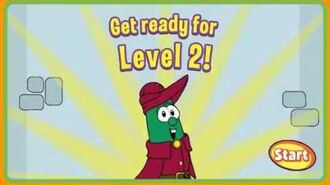 VeggieTales GamePlays- Rescue SweetPea