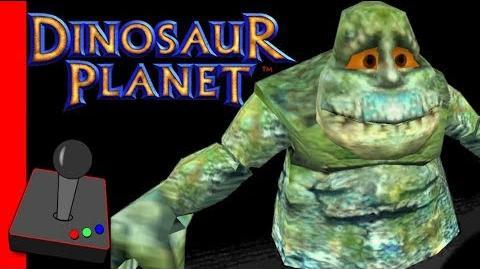Dinosaur Planet Star Fox Adventures Beta Elements Discovered! - H4G