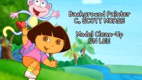 Dora The Explorer - ORIGINAL ENDING