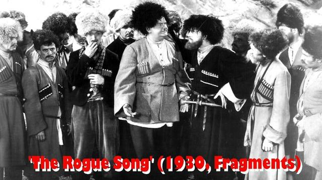 The Rogue Song 1930 Surviving Fragments - Technicolor-0