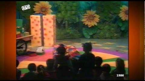 NOS - Zenderopening Sesamstraat (1986)