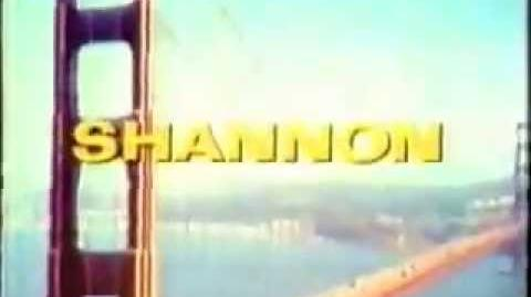 """Shannon"" TV Intro"