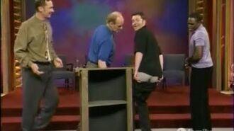 """Whitney Houston, I'd like you to meet Stephen Hawking!"""