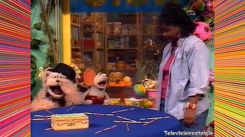 Sesamstraat aflevering ''Het Circus'' (1992)