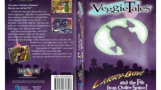 VeggieTales Larry-Boy! and the Fib from Outer Space! (STARS classroom edition, 1998)