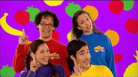 Latin American Wiggles Fruit Salad Extended version