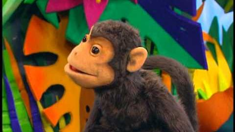 Spider Monkey - Animal Show with Stinky and Jake - The Jim Henson Company