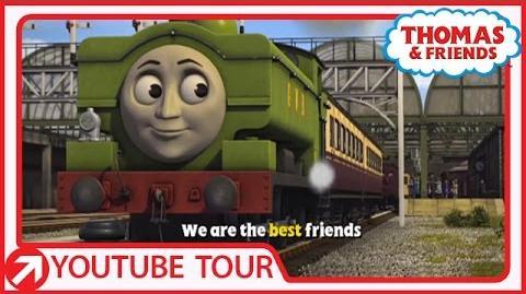 Thomas & Friends Lost Music Videos