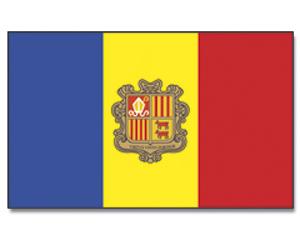 Flag Andorra