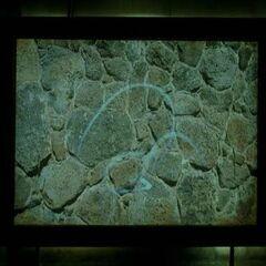 Imagem capturada por truffula (Lost-TV).