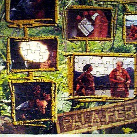 Parte direita inferior do quebra-cabeça 2.
