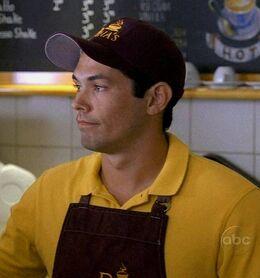 2х23 Работник кафе