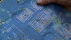 Cabin blueprints